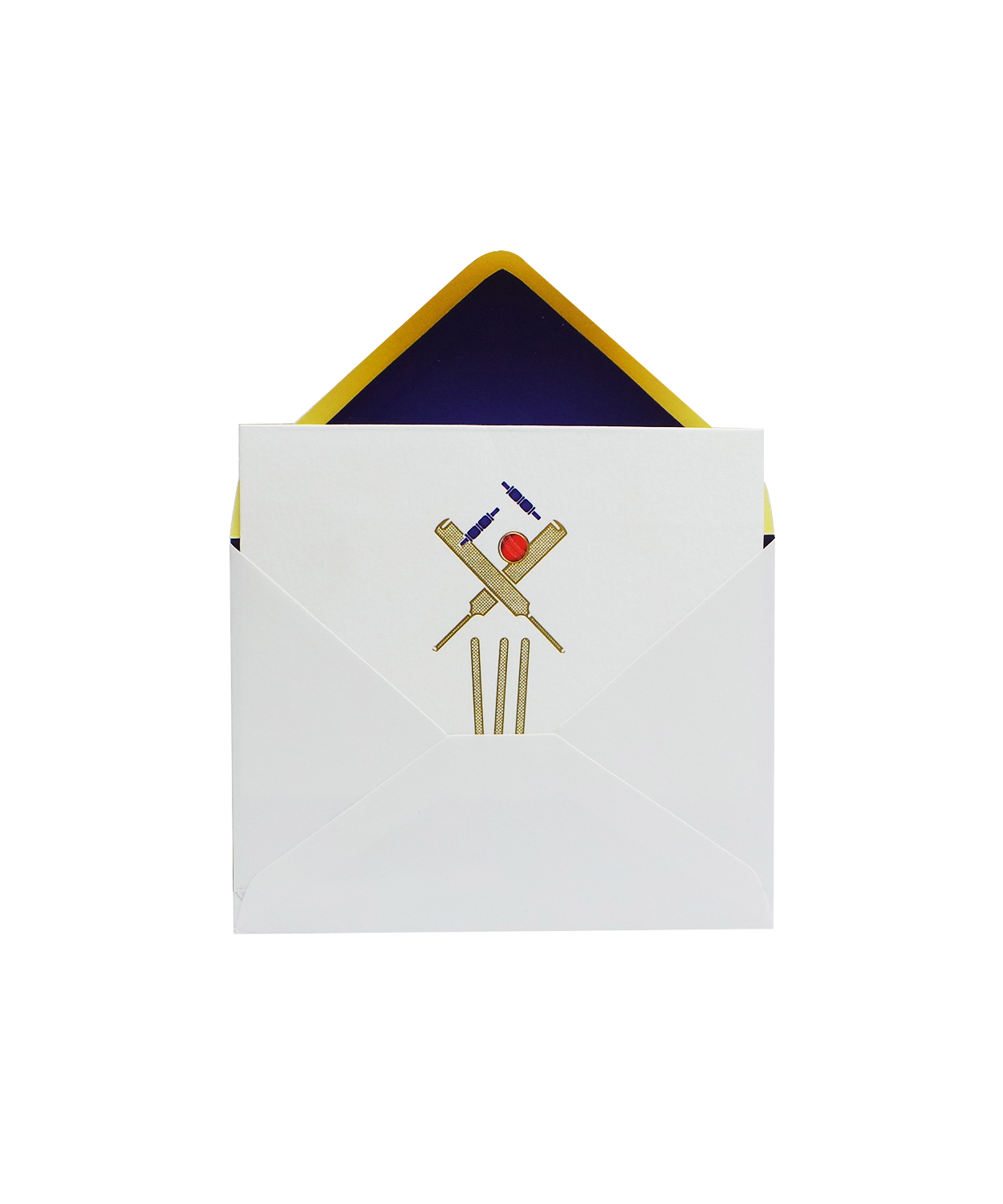 cricket old thank you card with envelope  buy cricket old